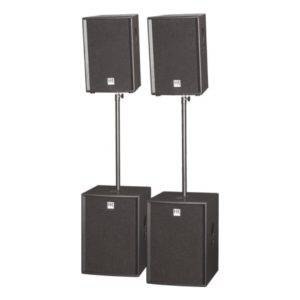 Location pack amplifié 1600w HK Elias