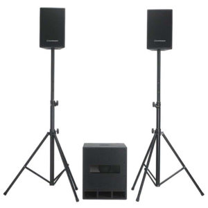 AUDIOPHONY OCTAVE 1000W enceintes occasion