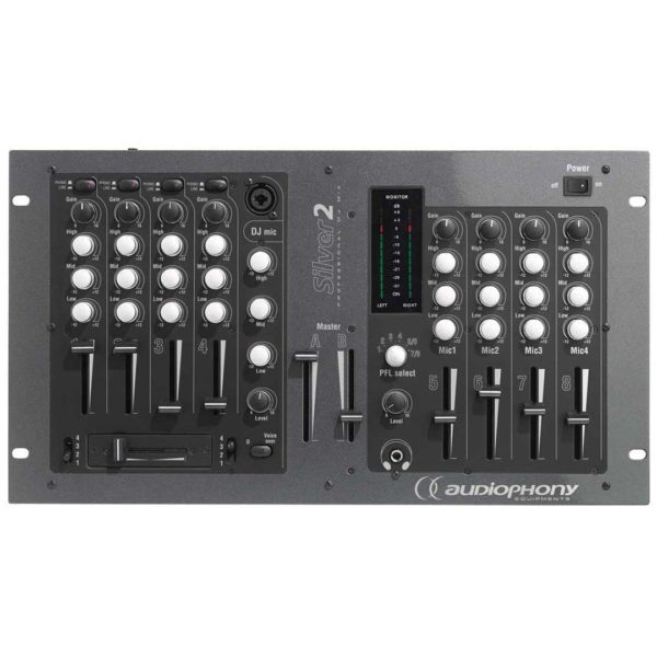 Occasion Table de Mixage Audiophony Silver 2
