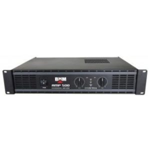 BHM AMP500 amplificateur occasion