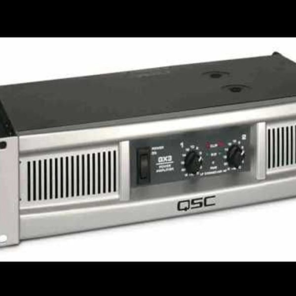 QSC GX3 amplificateur occasion