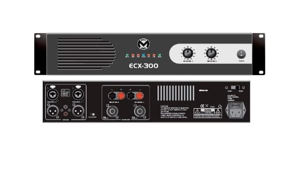 MAC MAH ECX300 amplificateur occasion